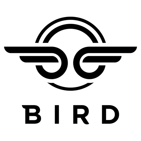 Immagine di Bird® Monopattino V2 Jet Black