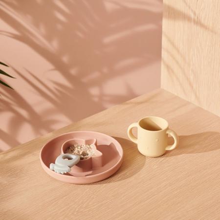 Immagine di Liewood® Set di piatti in silicone Gordon Mr Bear Mint Mix