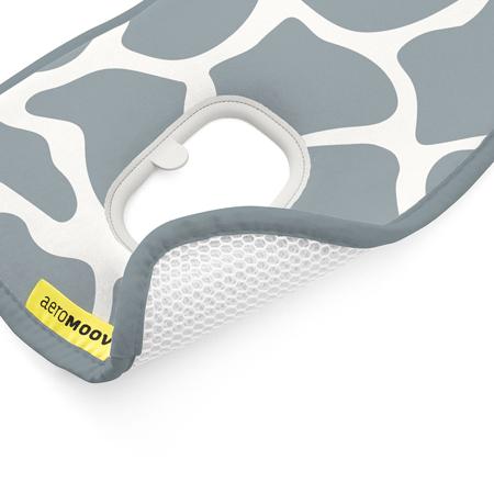 AeroMoov® Fodera per Seggiolino auto Gruppo 0+ (0-13 kg) Giraph Sky