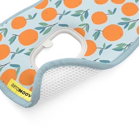AeroMoov® Fodera per Seggiolino auto Gruppo 0+ (0-13 kg) Oranges