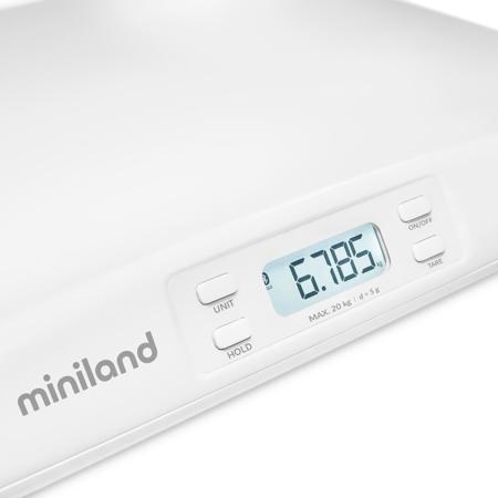 Immagine di Miniland® Bilancia eMyScale Plus