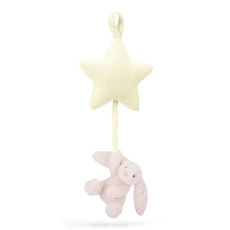 Immagine di Jellycat® Gioco musicale Bashful Pink Bunny 28cm
