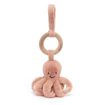 Jellycat® Gioco di attivita di peluche Odell Octopus 21x5