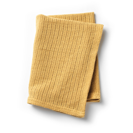 Immagine di Elodie Details® Tanka pletena odejica Gold