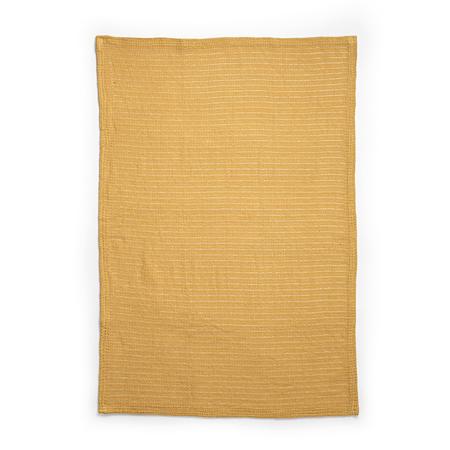 Elodie Details® Tanka pletena odejica Gold