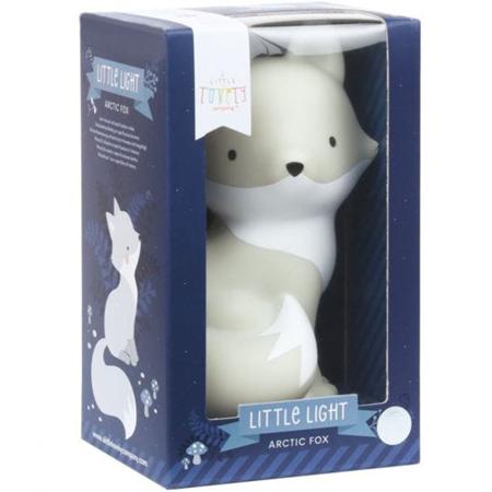 Immagine di A Little Lovely Company® Piccola lampada Arctic Volpe