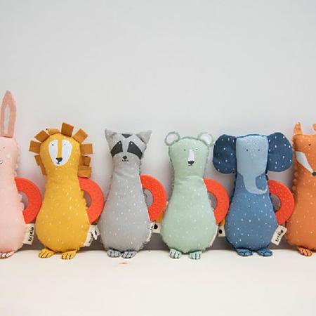 Immagine di Trixie Baby® Mini giocattolo di attività Mr. Lion