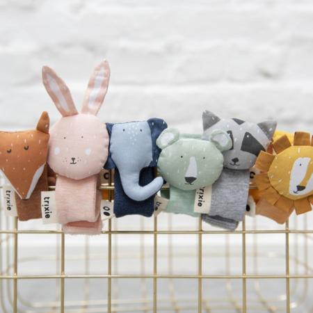 Immagine di Trixie Baby® Sonaglio Mrs. Rabbit