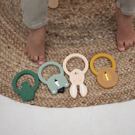 Immagine di Trixie Baby® Massaggiagengive rotondo Mrs. Elephant