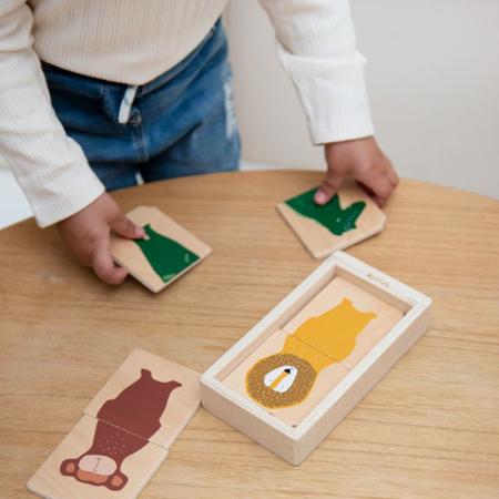 Trixie Baby® Puzzle in legno
