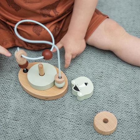 Immagine di Trixie Baby® Labirinto di legno Mr. Lion