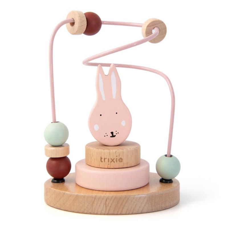 Immagine di Trixie Baby® Labirinto di legno Mrs. Rabbit