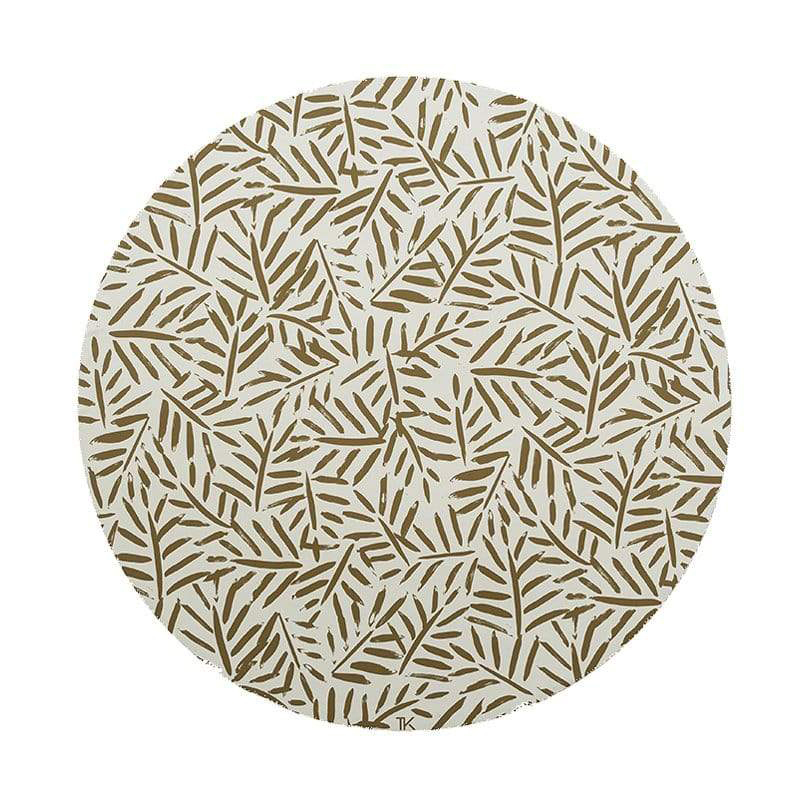 Immagine di Toddlekind® Tappeto multiuso Leaves Sand Castle