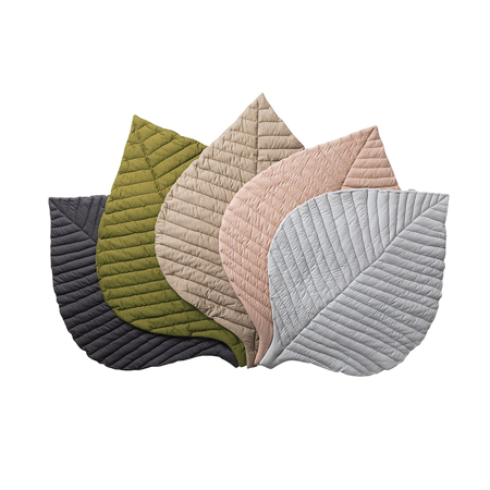 Toddlekind® Tappeto gioco in cotone Leaf Stone