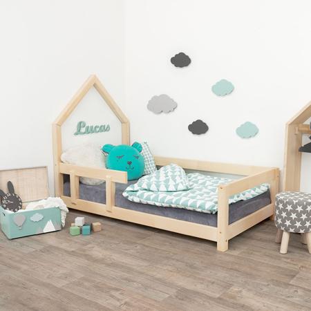 Immagine di Benlemi® Letto per bambini Poppi 200x90 Natural