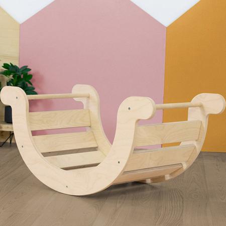 Benlemi® Altalena per l'equilibrio Montessori Yupee