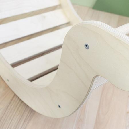 Immagine di Benlemi® Altalena per l'equilibrio Montessori Yupee