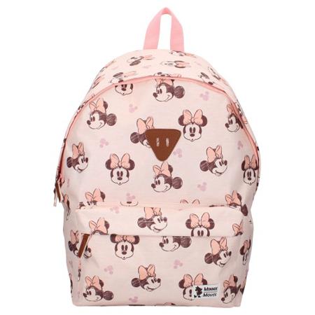 Disney's Fashion® Zaino rotondo Minnie Mouse Rocking It Pink