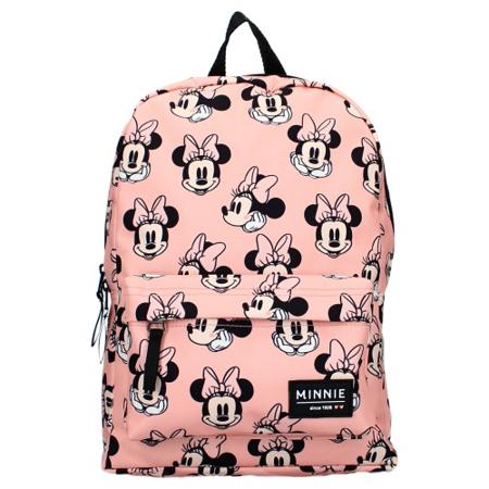Immagine di Disney's Fashion® Zaino rotondo Minnie Mouse Rocking It Pink