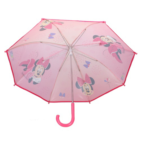 Kidzroom® Ombrello  Minnie Mouse Don't Worry About Rain