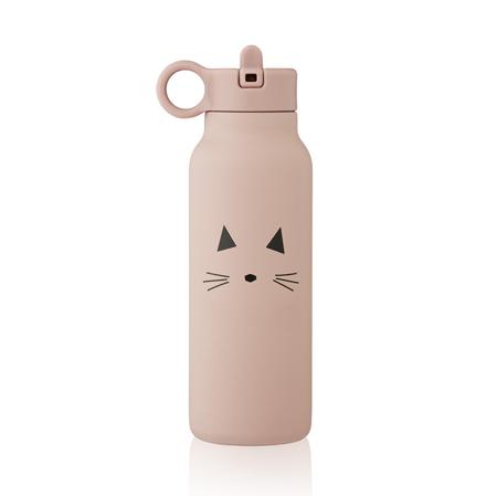 Immagine di Liewood® Bottiglia in acciaio inossidabile Falk Cat Rose 350ml