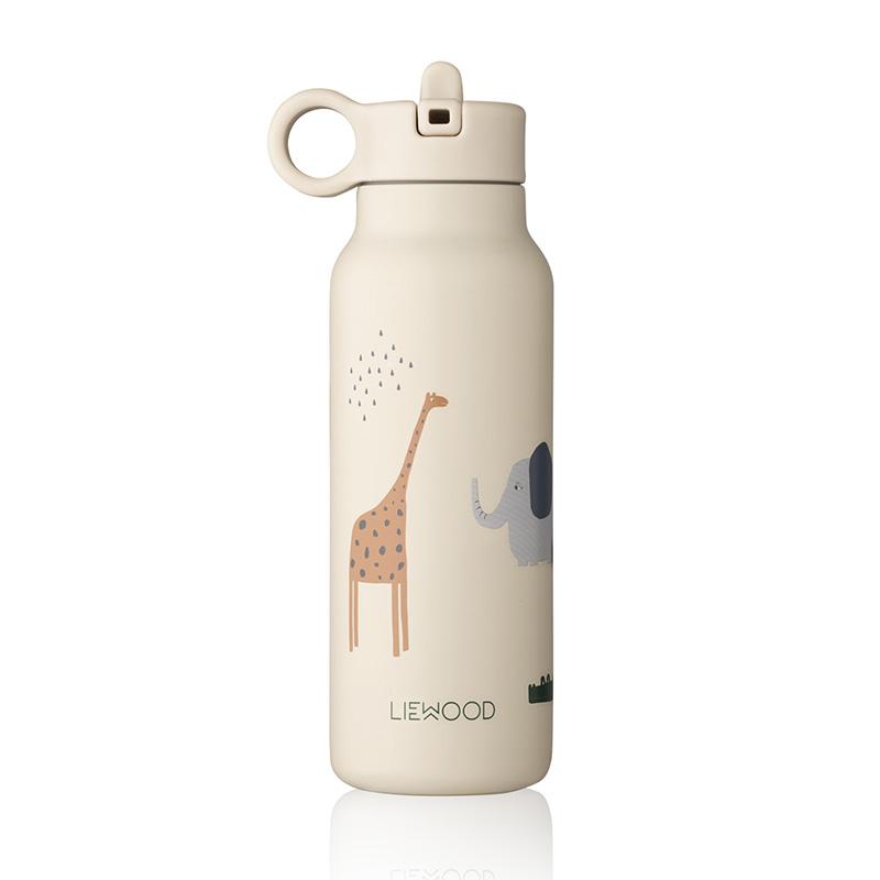 Immagine di Liewood® Bottiglia in acciaio inossidabile Falk Safari Sandy Mix 350ml