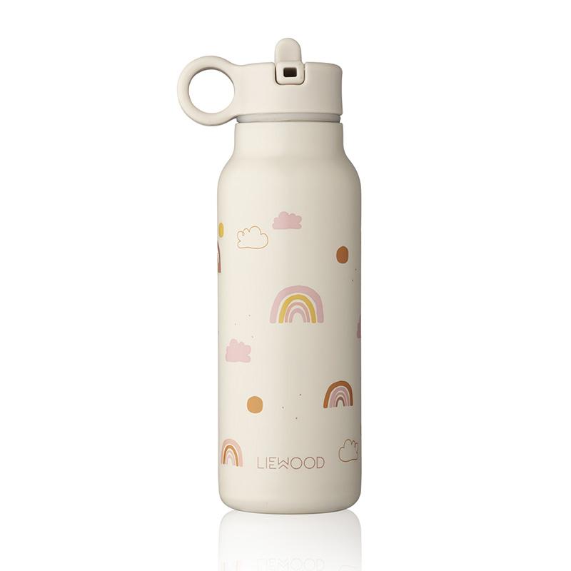 Immagine di Liewood® Bottiglia in acciaio inossidabile Falk Rainbow Love Mix 350ml