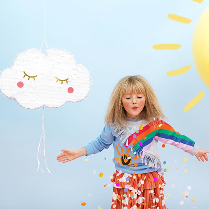 Immagine di Party Deco® Pignatta nuvola