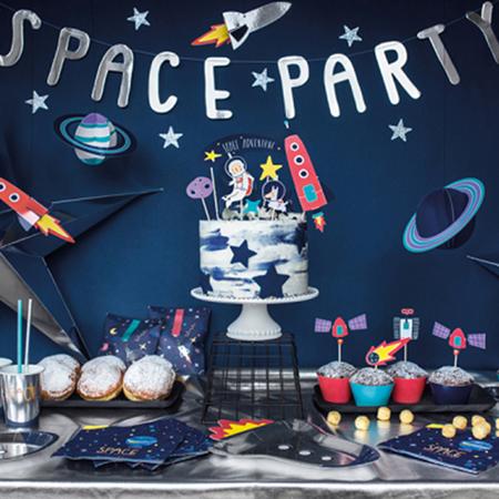 Immagine di Party Deco® Pignatta razzo