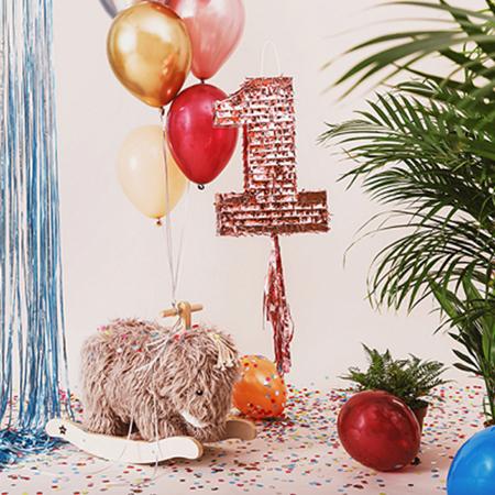 Immagine di Party Deco® Pignatta Numero 1