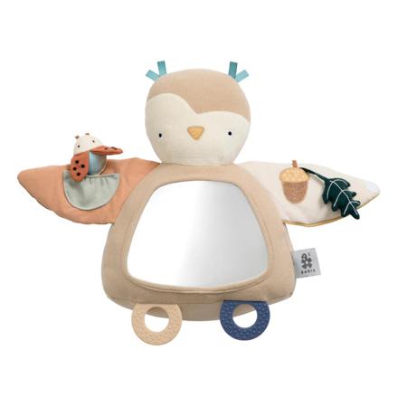 Immagine di Sebra® Specchio per bambini Blinky Owl Maple Beige