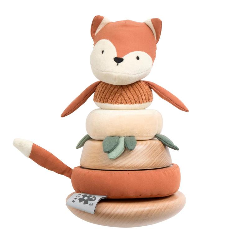 Immagine di Sebra® Giocattolo di attività Sparky Fox Tail Red