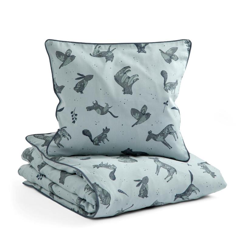 Immagine di Sebra® Biancheria da letto per bambini Nightfall Hazy Blue 70x100