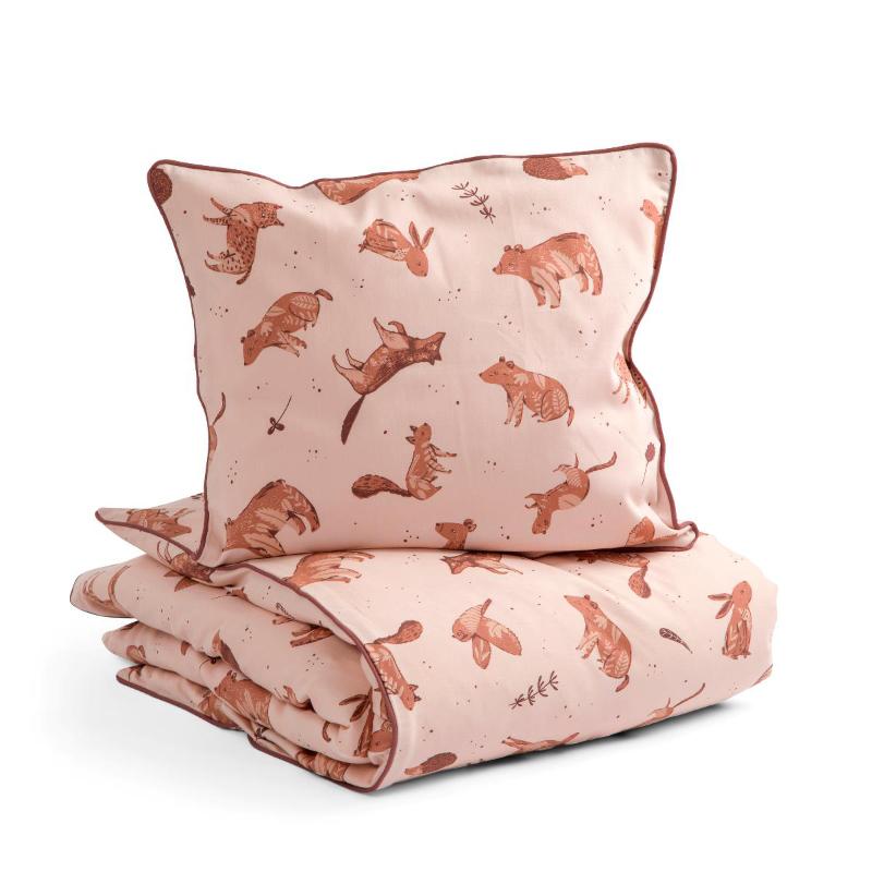 Immagine di Sebra® Biancheria da letto per bambini Nightfall Dreamy Rose 70x100
