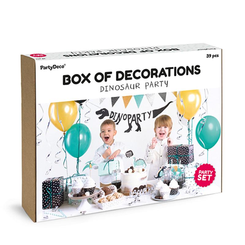 Immagine di Party Deco® Party set decorazioni Dinosauri