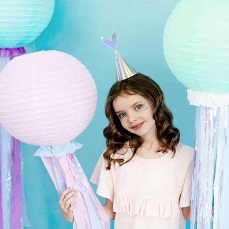 Immagine di Party Deco® Party cappelli Sirenetta 6 pezzi