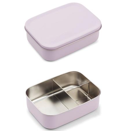 Immagine di Liewood® Contenitore per il pasto o per uno snack Jimmy Cat Light Lavender