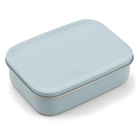 Immagine di Liewood® Contenitore per il pasto o per uno snack Jimmy Mr. Bear Sea Blue