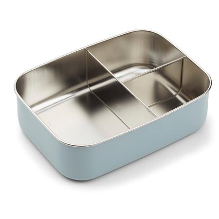 Liewood® Contenitore per il pasto o per uno snack Jimmy Mr. Bear Sea Blue