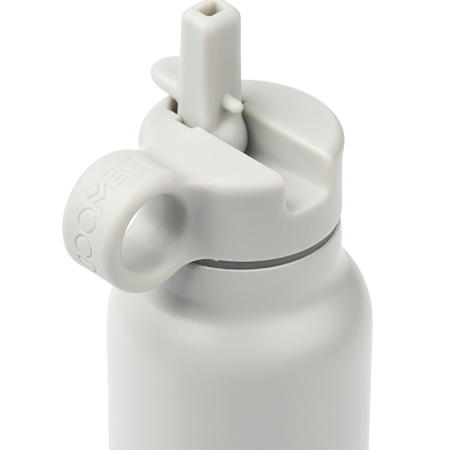 Liewood® Coperchio con cannuccia e spazzolino per pulire la boraccia Falk 350ml Creme