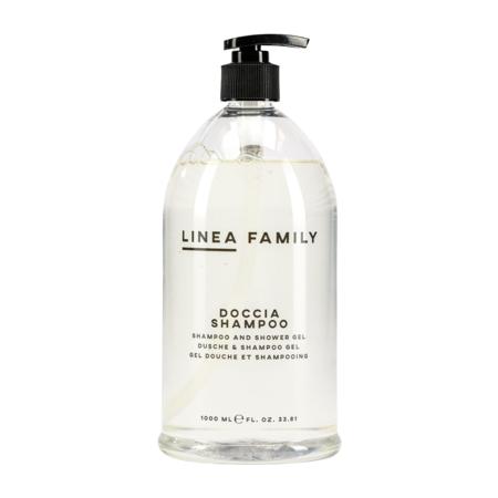 Immagine di Linea MammaBaby® Shampoo e bagnoschiuma Family 1000ml