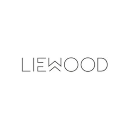 Immagine di Liewood® Coperchio con cannuccia e spazzolino per pulire la boraccia Falk 350ml Light Grey