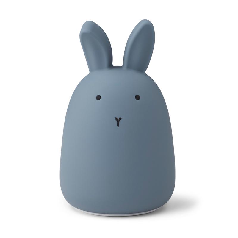 Immagine di Liewood® Luce notturna Rabbit Stormy Blue