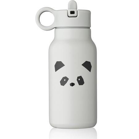 Immagine di Liewood® Bottiglia in acciaio inossidabile Falk Panda Light Grey 250ml