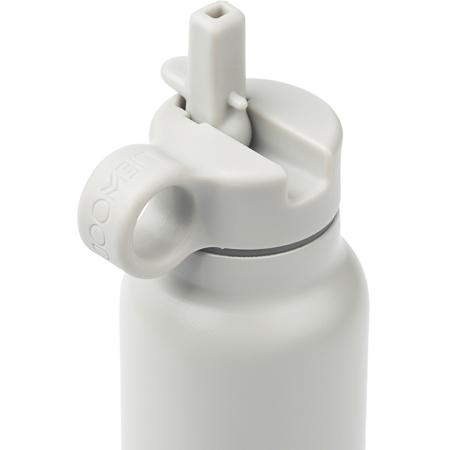 Immagine di Liewood® Bottiglia in acciaio inossidabile Falk Panda light grey 350ml