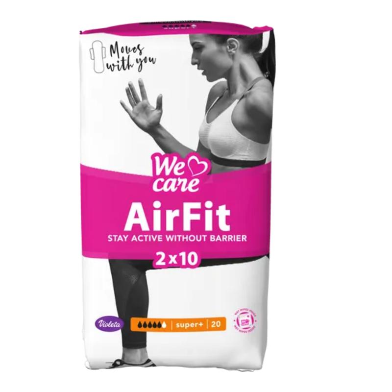 Immagine di Violeta®   Assorbenti We Care Air Fit Super+ 20/1