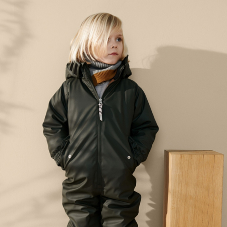 Immagine di Liewood® Sciarpa per bambini Mathias Grey Melange