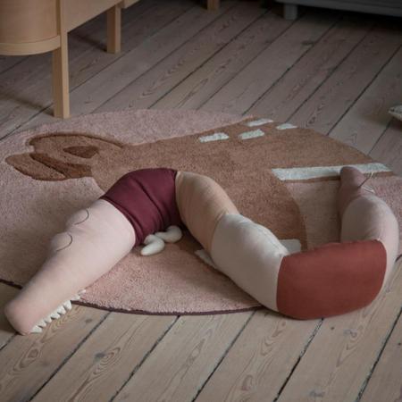 Sebra® Cuscino Sleepy Croc Dreamy Rose