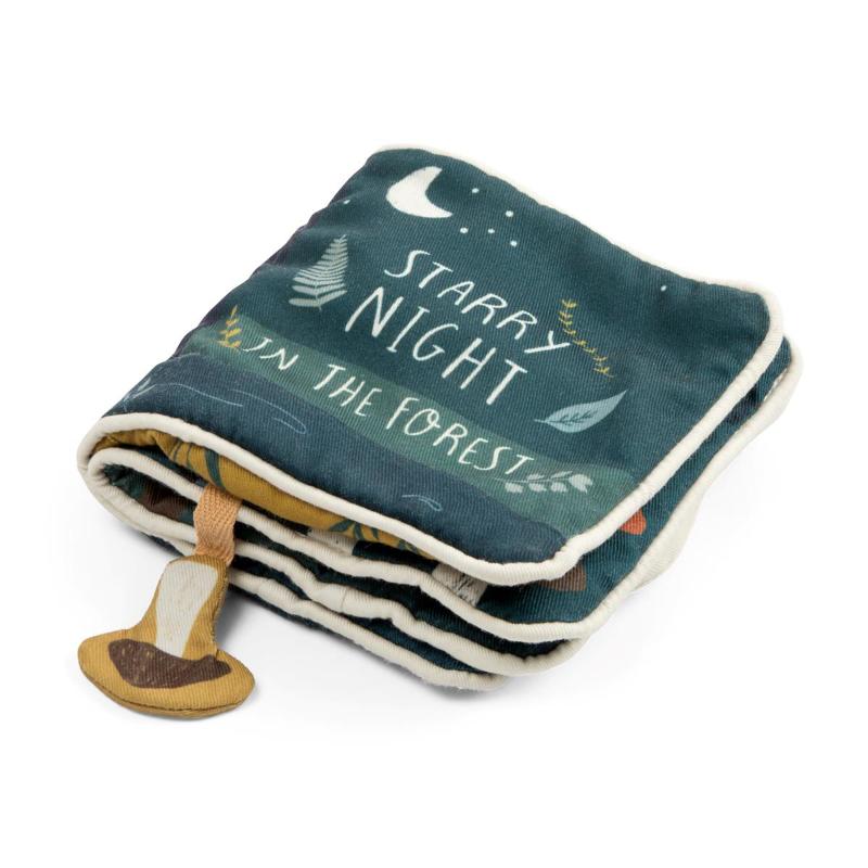 Immagine di Sebra® Libro di attività morbido Nightfall