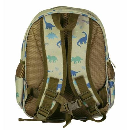 Immagine di A Little Lovely Company® Zaino con tasca termica Dinosaurs